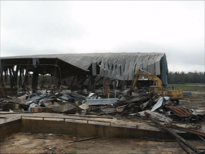 demolition and decommissioning