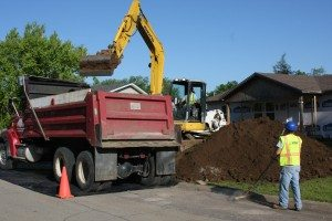 remediation of residential properties
